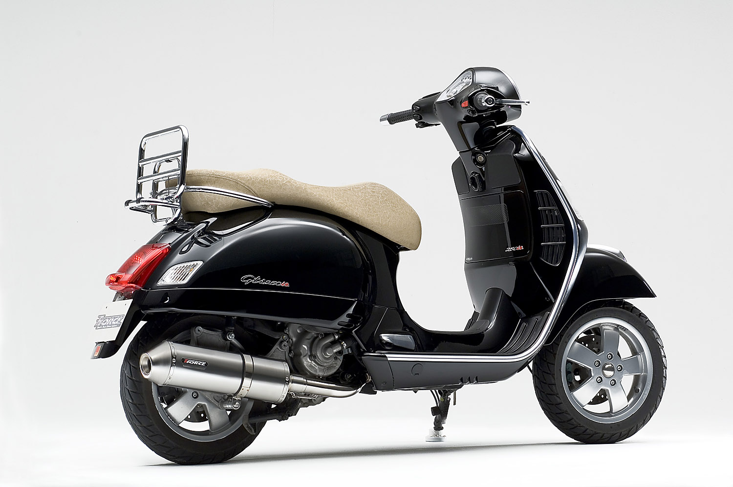 Vespa Granturismo 200 2008 wallpapers #132492