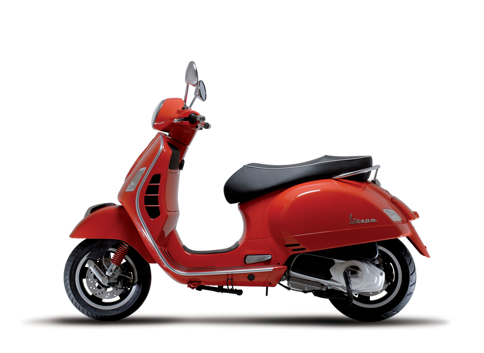 Vespa GTS SuperSport 125 ie 2011 images #129012