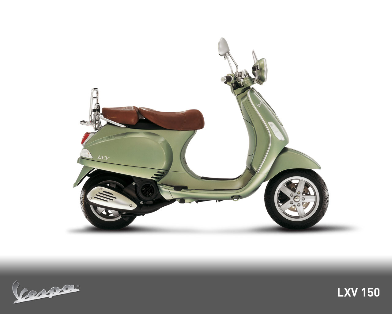 Vespa LXV 2008 wallpapers #131695