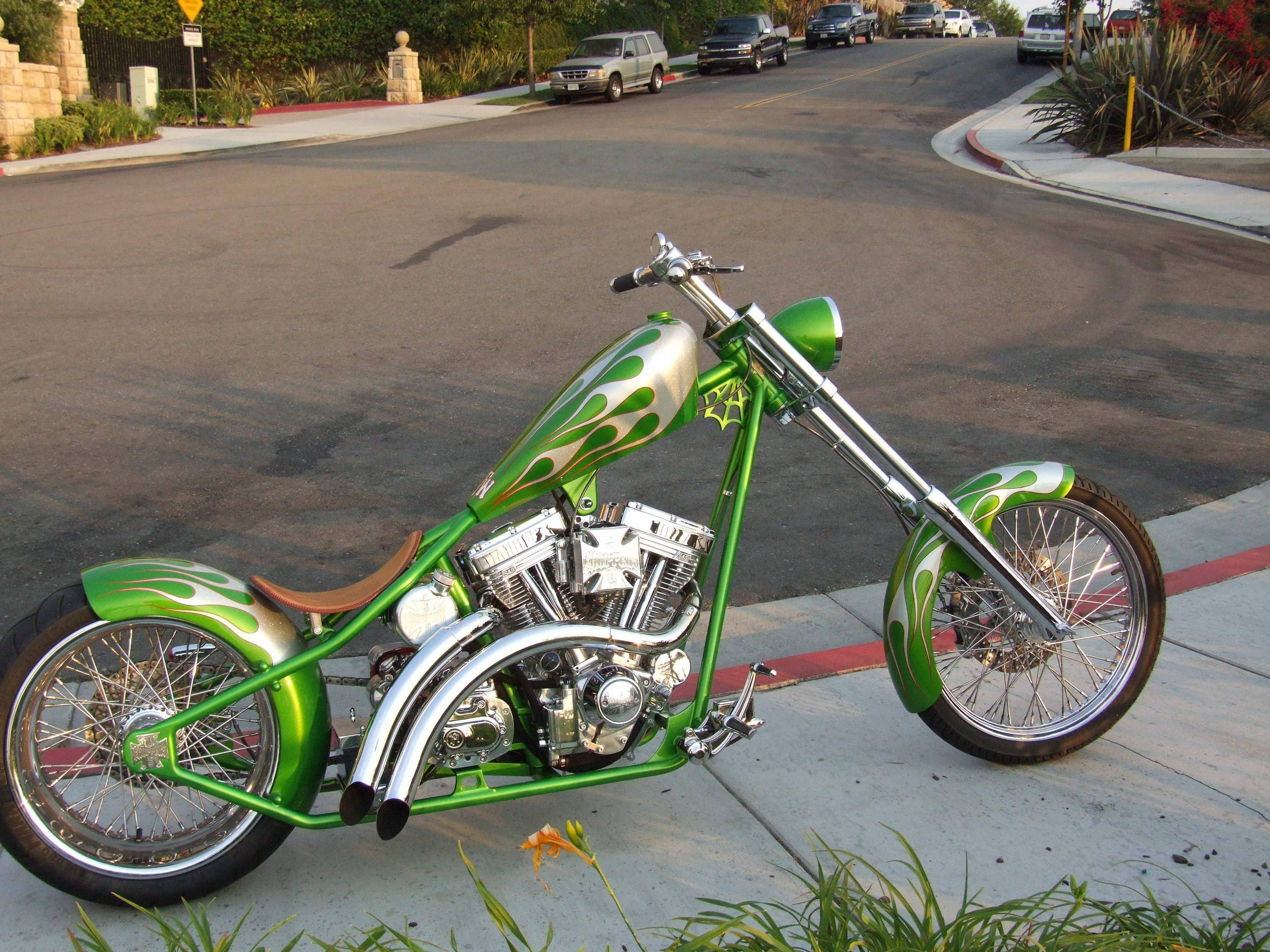 West Coast Choppers CFL II 2010 wallpapers #131296