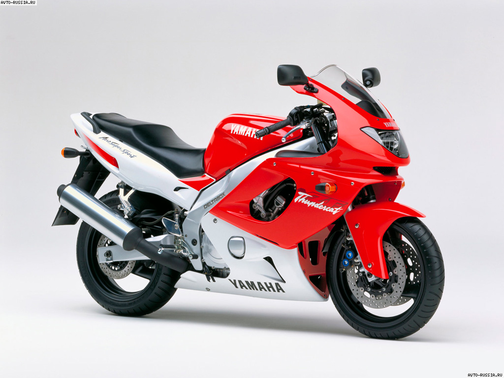 Yamaha FZR 600 R 1999 wallpapers #142899