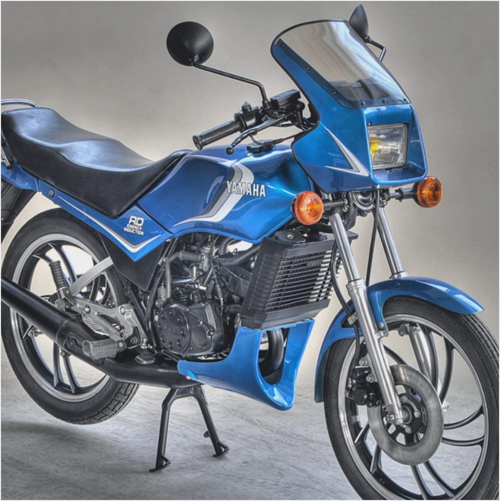 1985 yamaha rd 125 lc pics specs and information. Black Bedroom Furniture Sets. Home Design Ideas