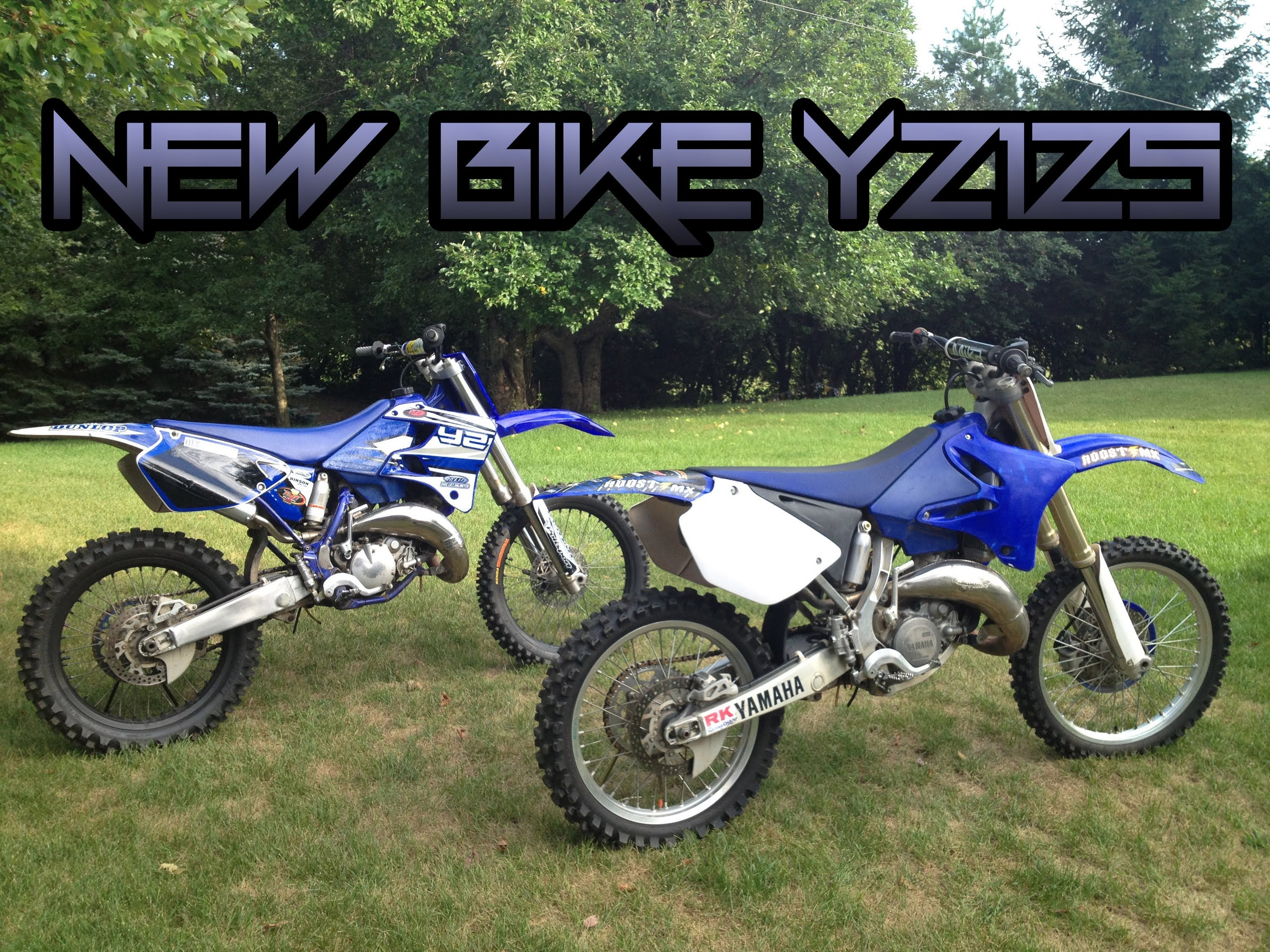 Yamaha YZ 125 1997 wallpapers #136249