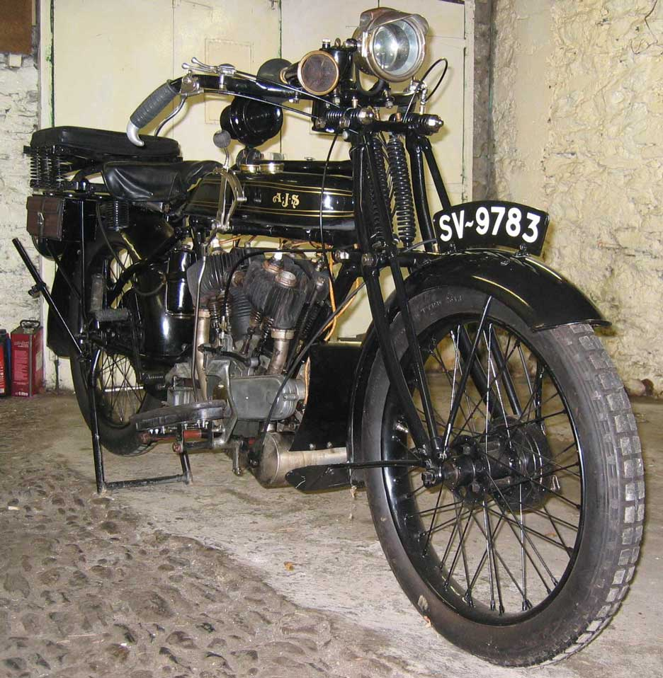 AJS Model 16 350 MS 1967 wallpapers #136448