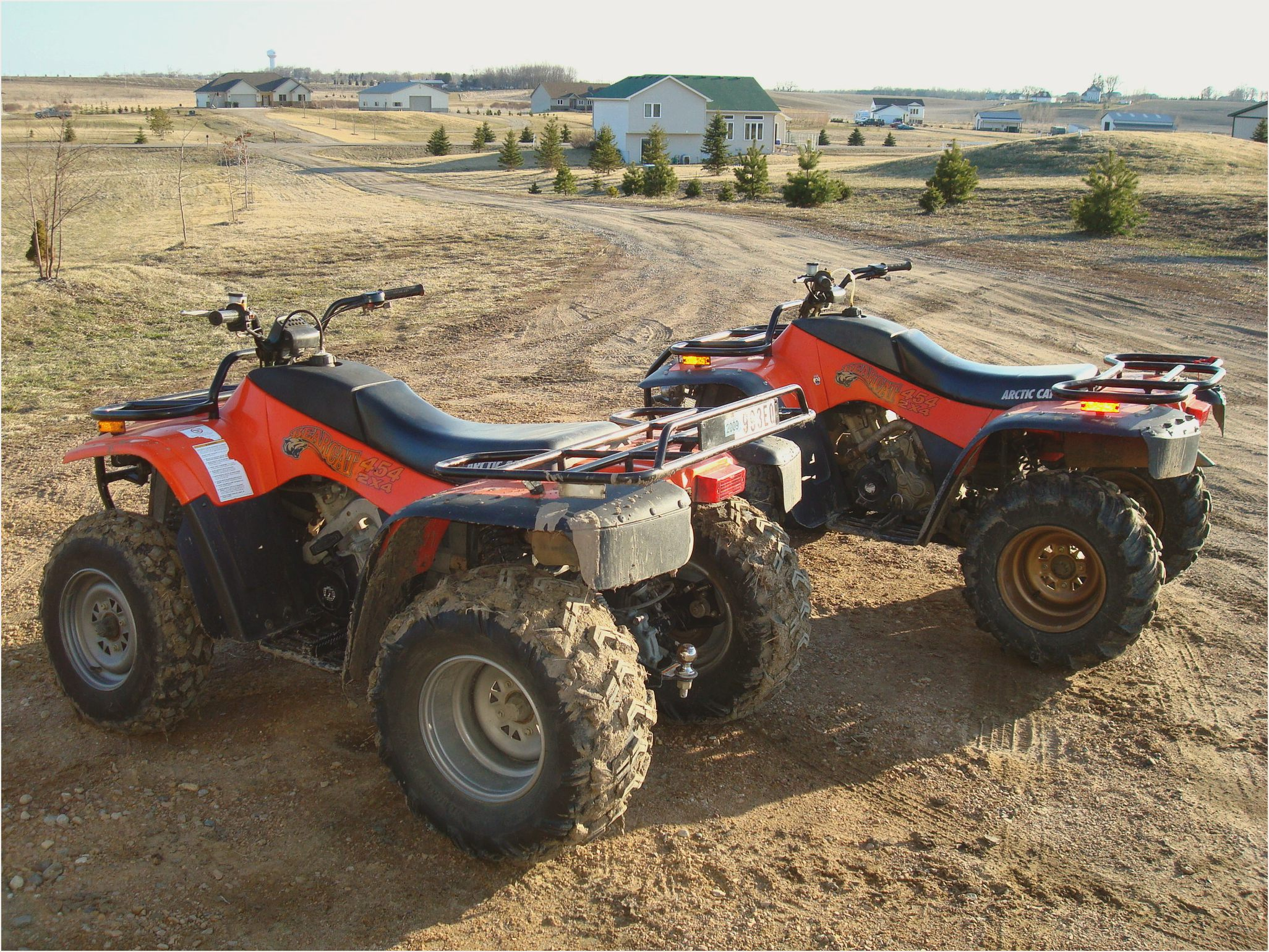 Arctic Cat 500 2000 images #155889