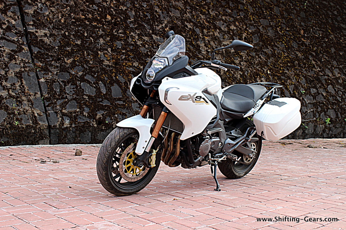 Benelli BN600 GT images #76596