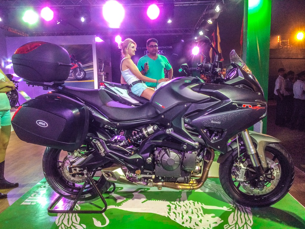 Benelli BN600 GT images #76589