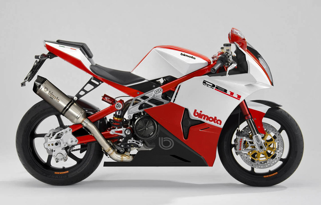 Bimota DB 5 R 2009 wallpapers #147168