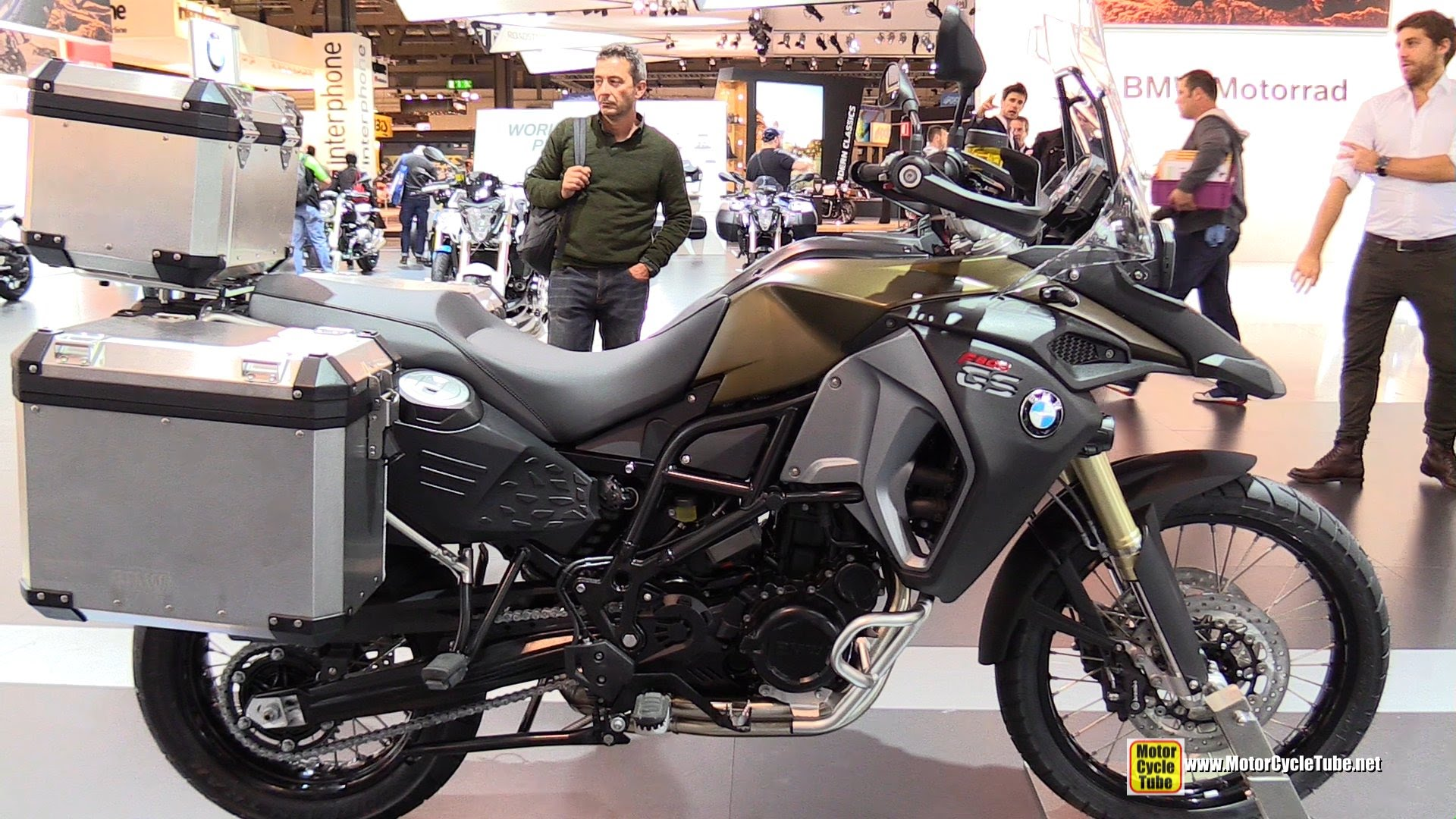 BMW F800GS Adventure 2014 images #9080