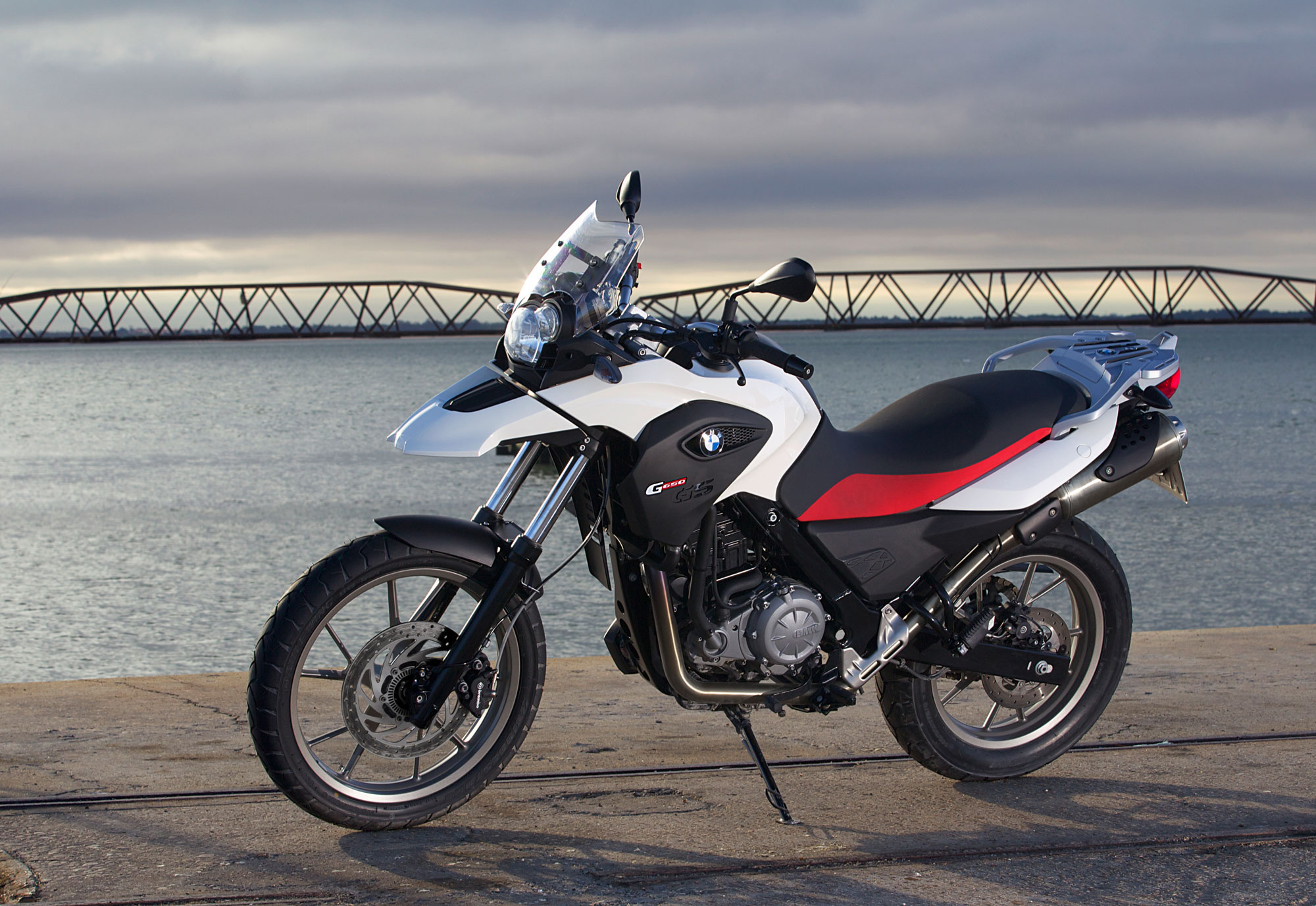BMW G 650 GS 2011 images #8389