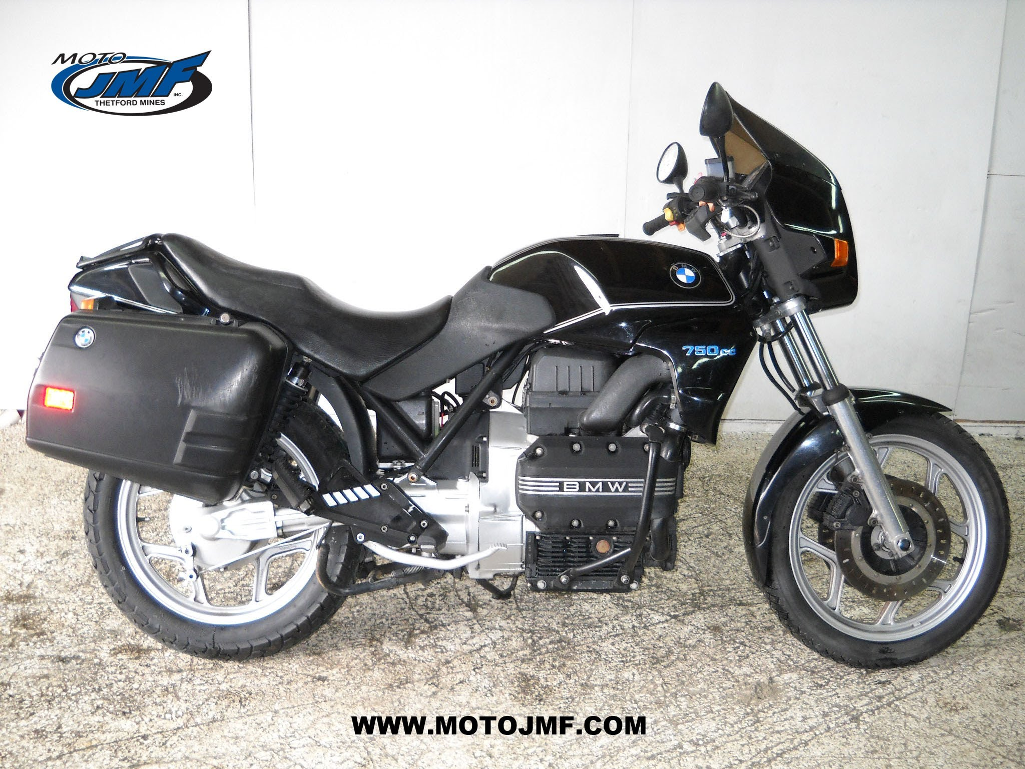 BMW K75RT images #5126