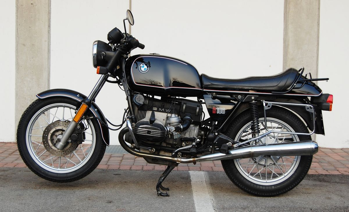 BMW R100RS 1981 images #4628