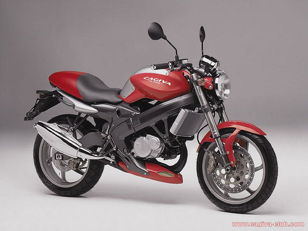 Cagiva Planet 125 2002 images #67805