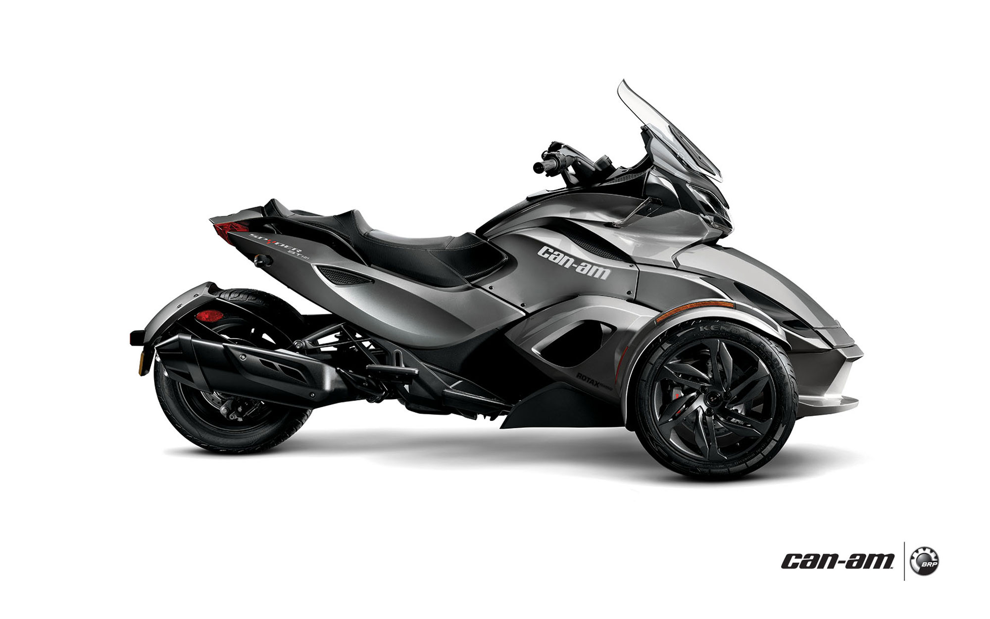 Can-Am Spyder ST-S Limited images #68692