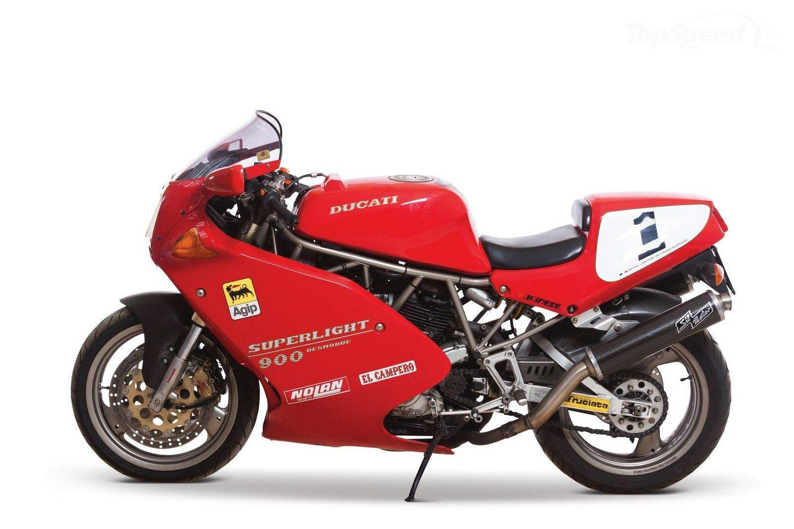 Ducati 900 Superlight 1992 wallpapers #10674