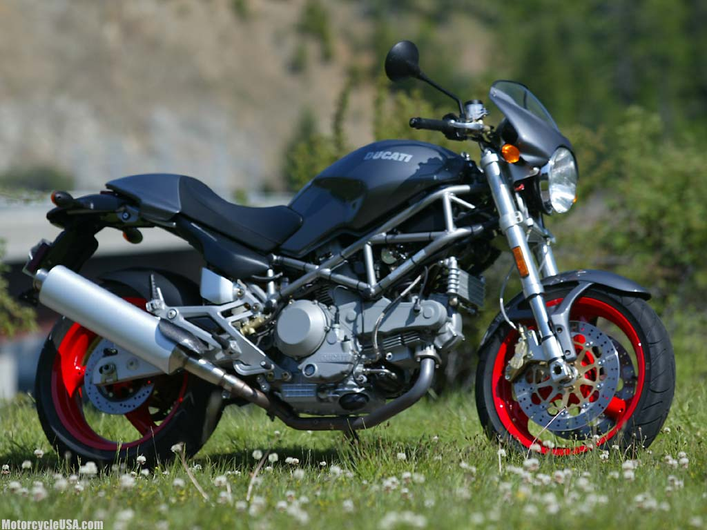 Ducati Monster 1000 wallpapers #11566