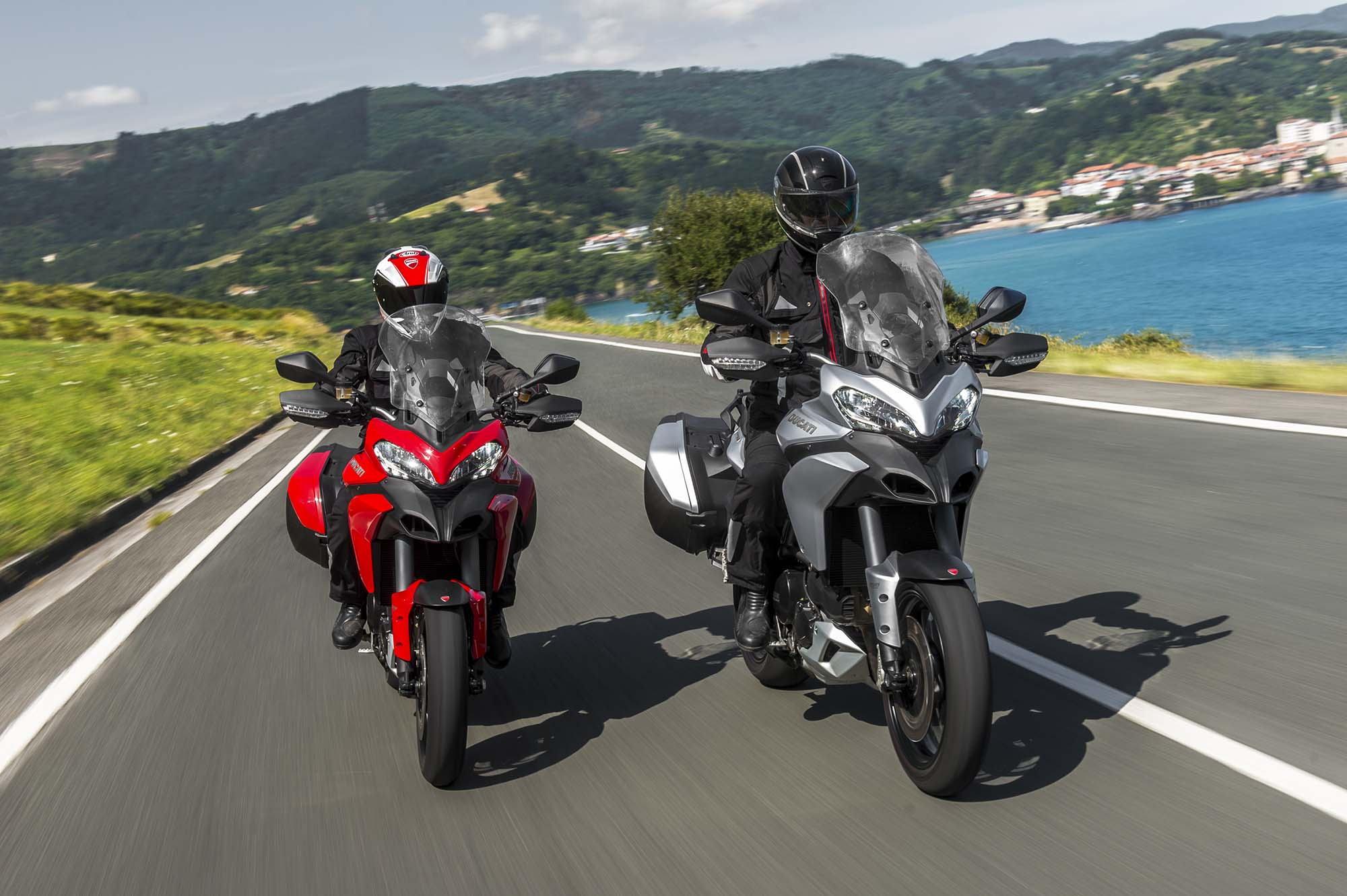 Ducati Multistrada 1200 S Touring wallpapers #163426