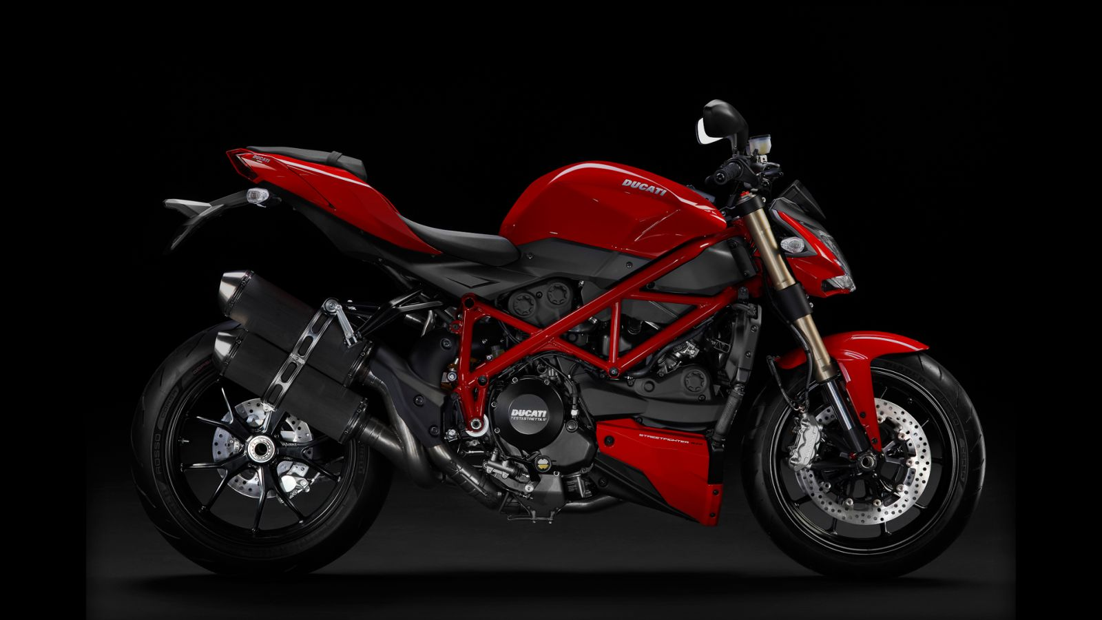 Ducati Streetfighter S wallpapers #12858