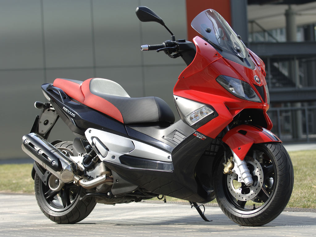 Gilera Nexus 125 2007 wallpapers #144287