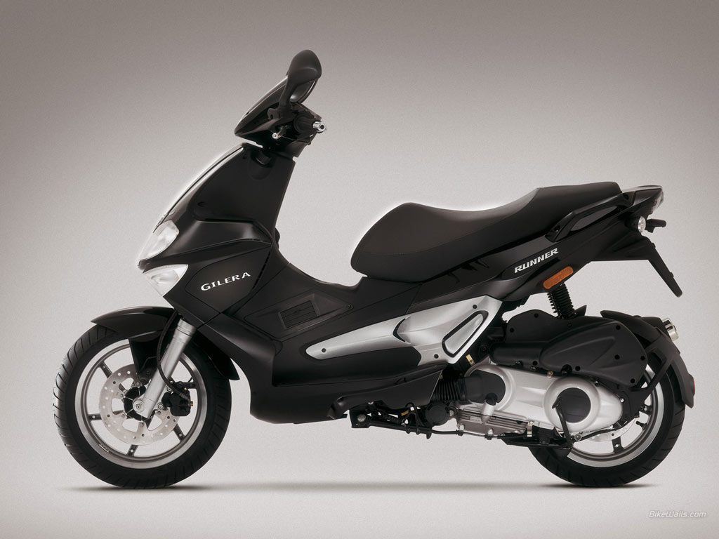 Gilera Runner Pure Jet 2007 wallpapers #160751