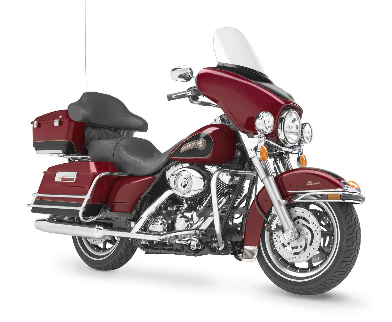 Harley-Davidson FLHTC Electra Glide Classic 2011 wallpapers #133676