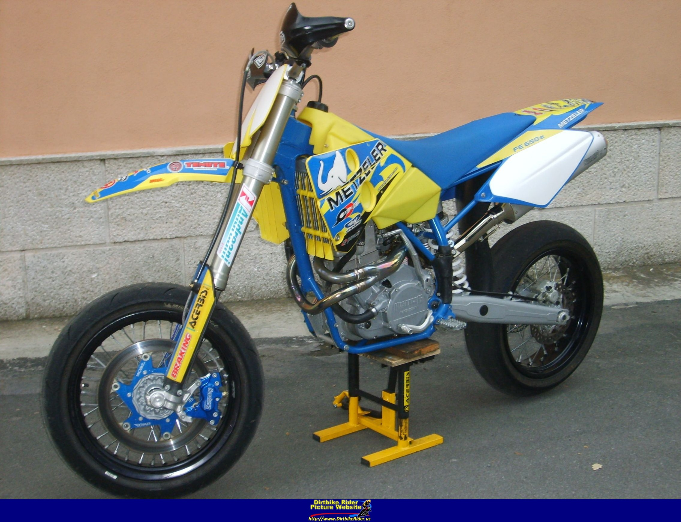 Husaberg FE 650 E 2005 wallpapers #137441