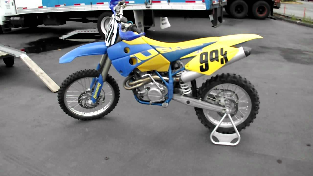 Husaberg FX 650 E 2002 wallpapers #137839
