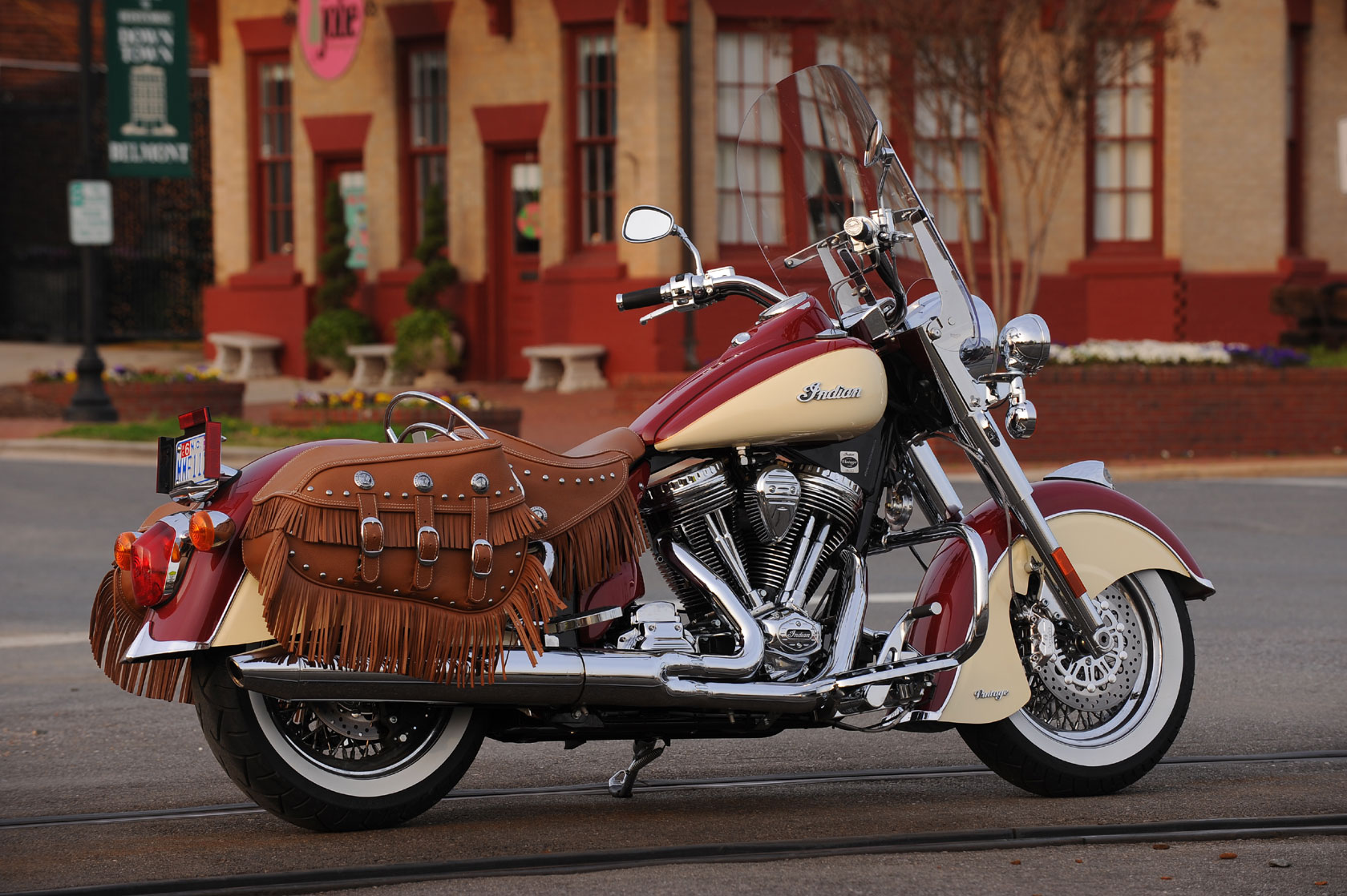 Indian Chief Bomber Limited Edition 2010 images #99415