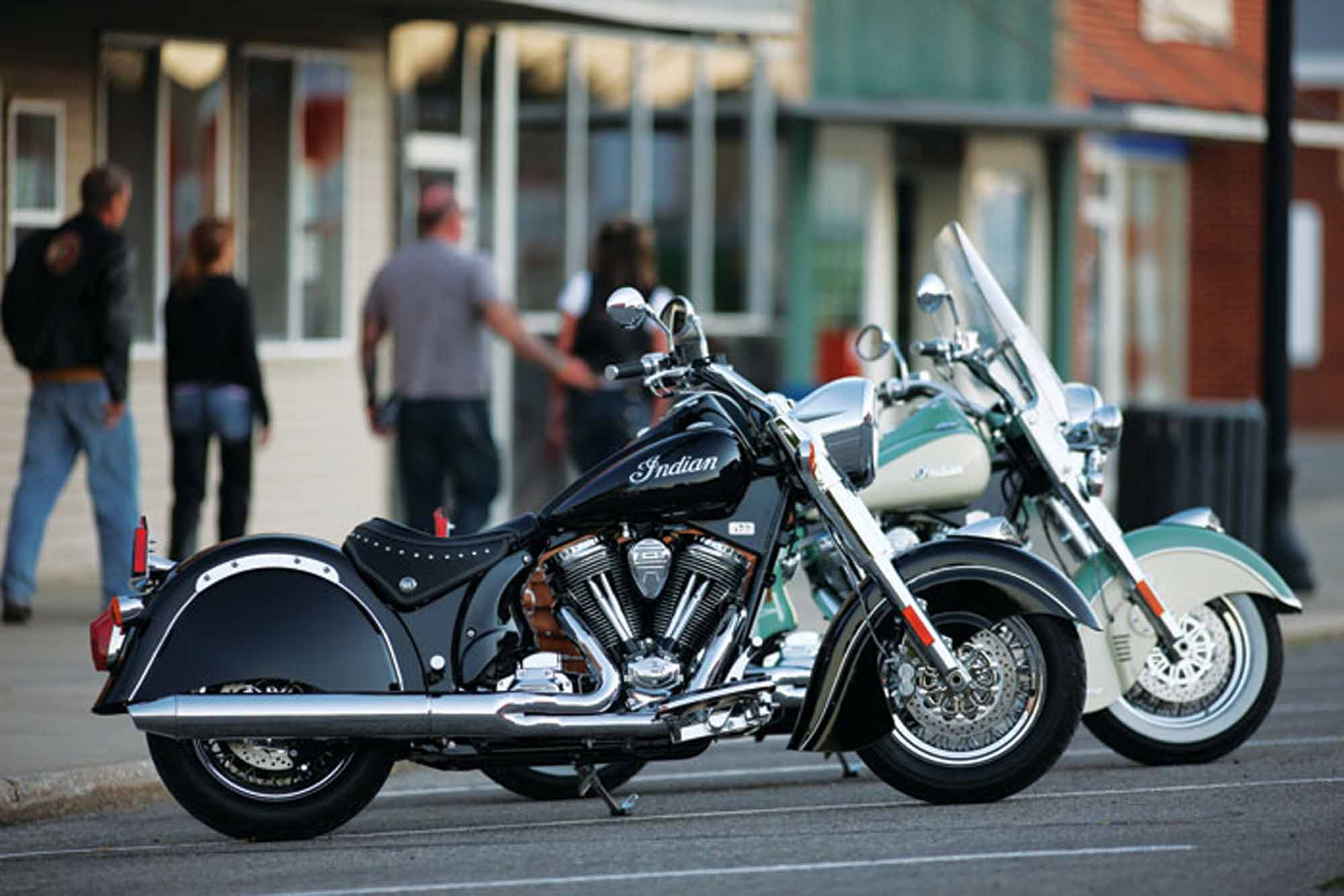Indian Chief Classic 2010 wallpapers #143399