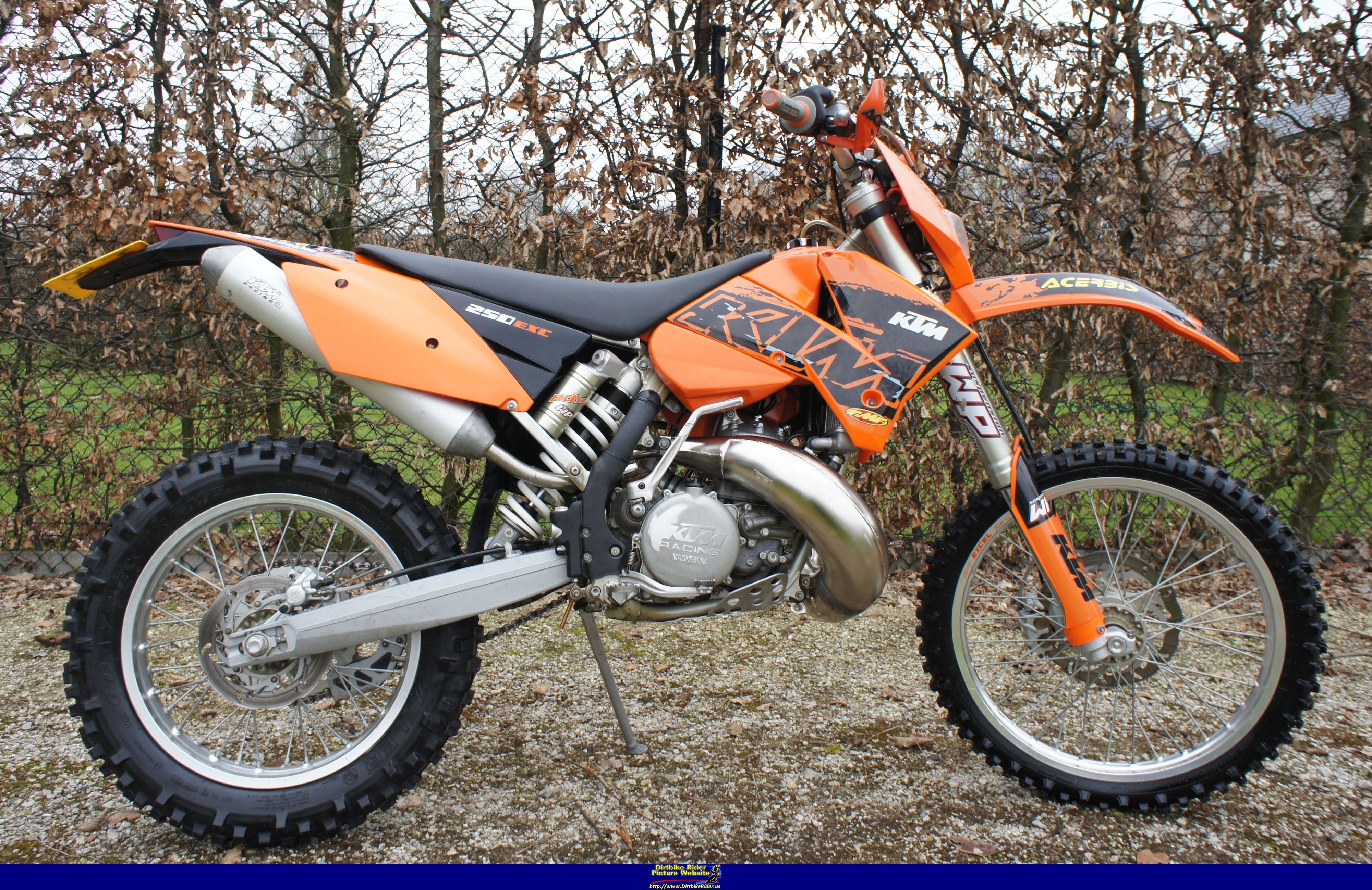 KTM 400 EXC Racing images #86415