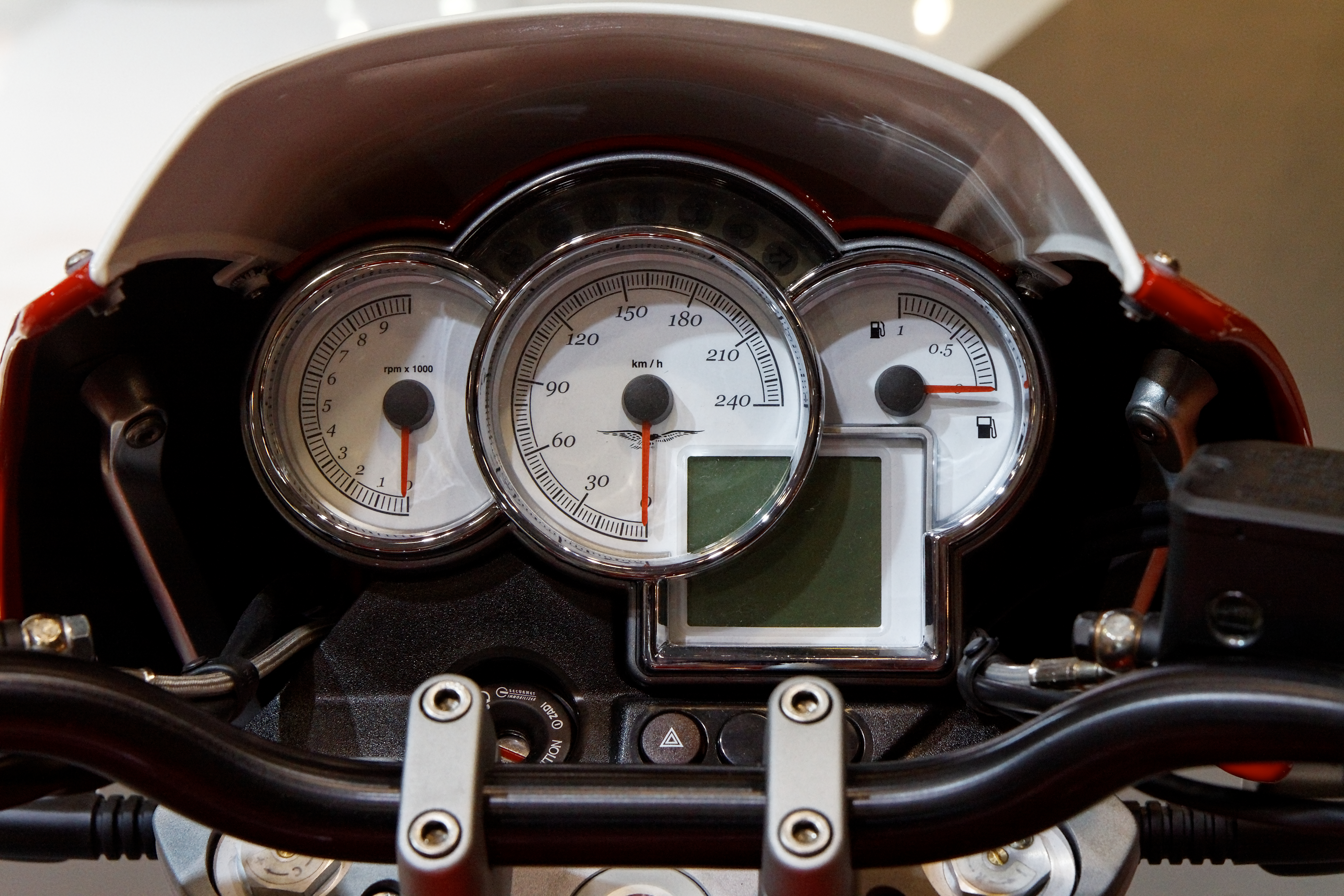 Moto Guzzi 1200 Sport 2008 wallpapers #143499