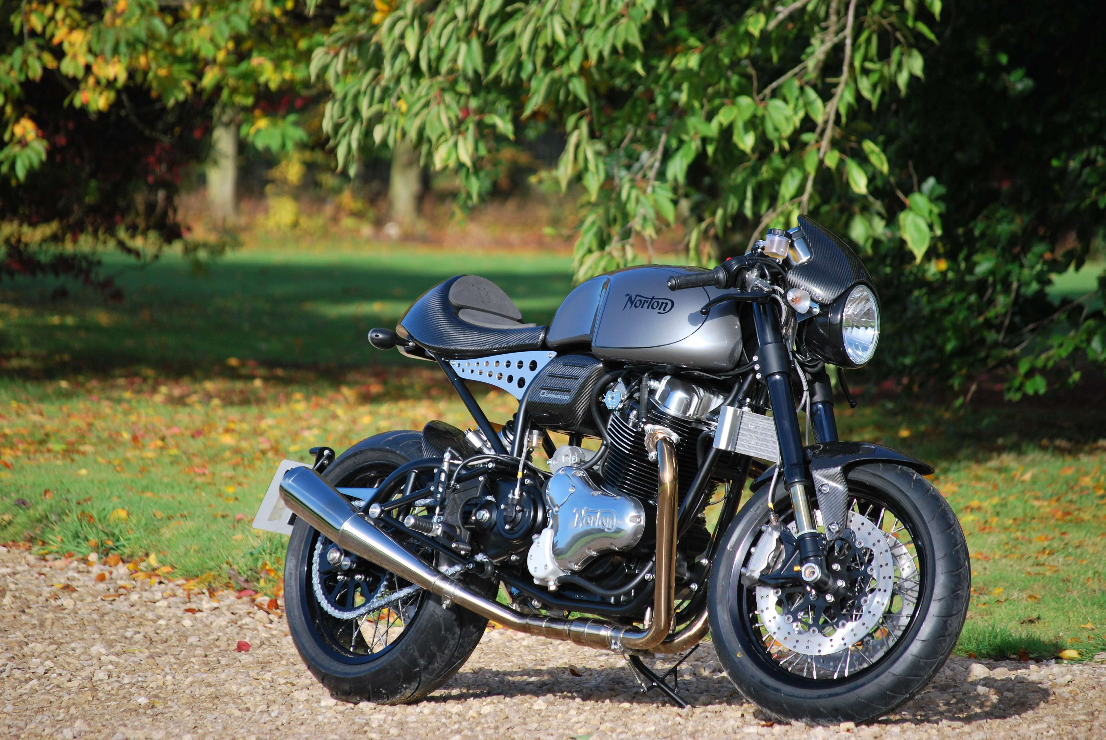 Norton Commando 961 SF images #117686