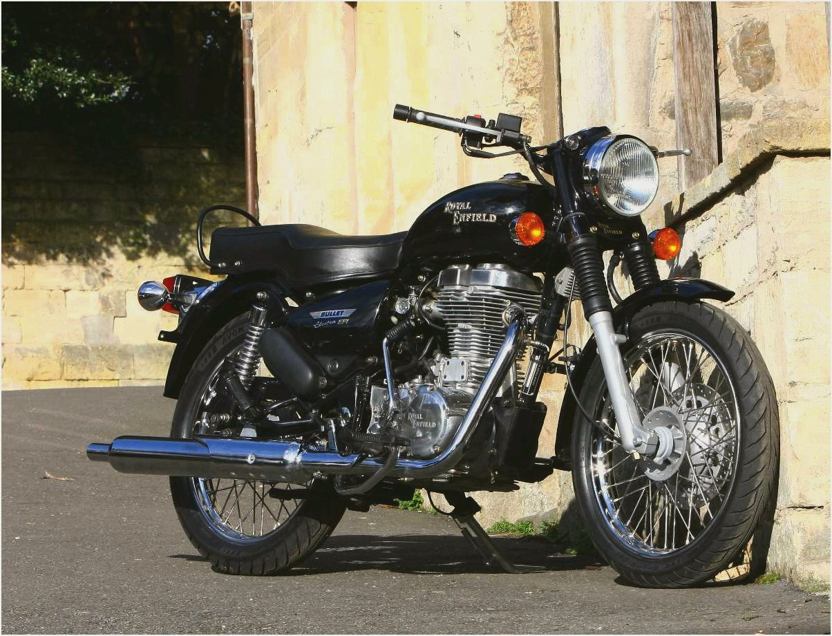 Royal Enfield Bullet 350 Classic 2006 wallpapers #141315
