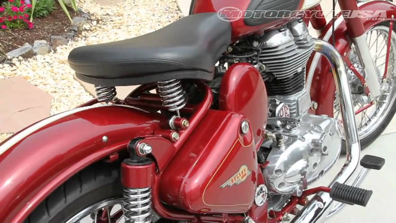 Royal Enfield Bullet C5 Classic EFI 2010 images #127531