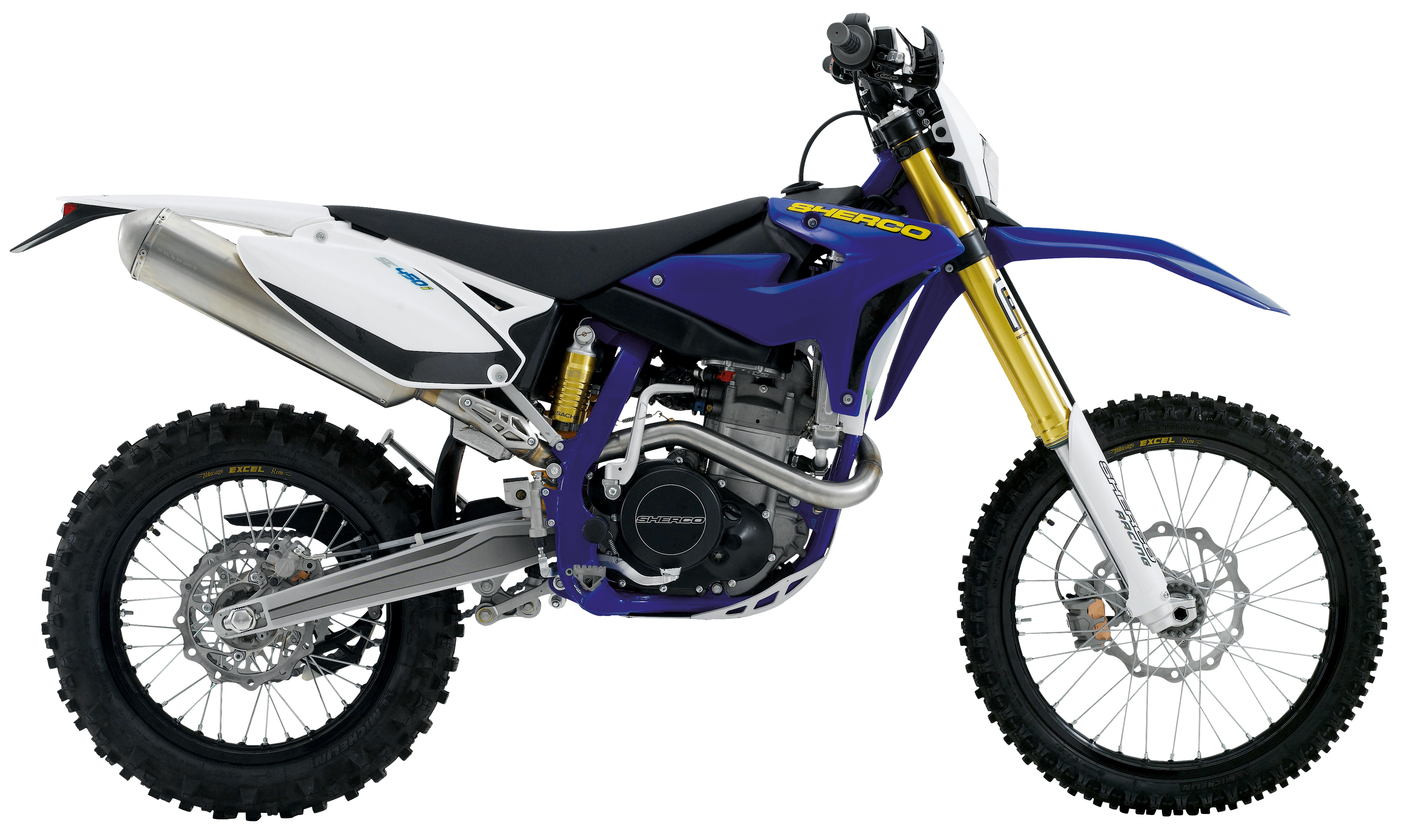 Sherco 5.1i 4T Supermotard 2007 images #124385