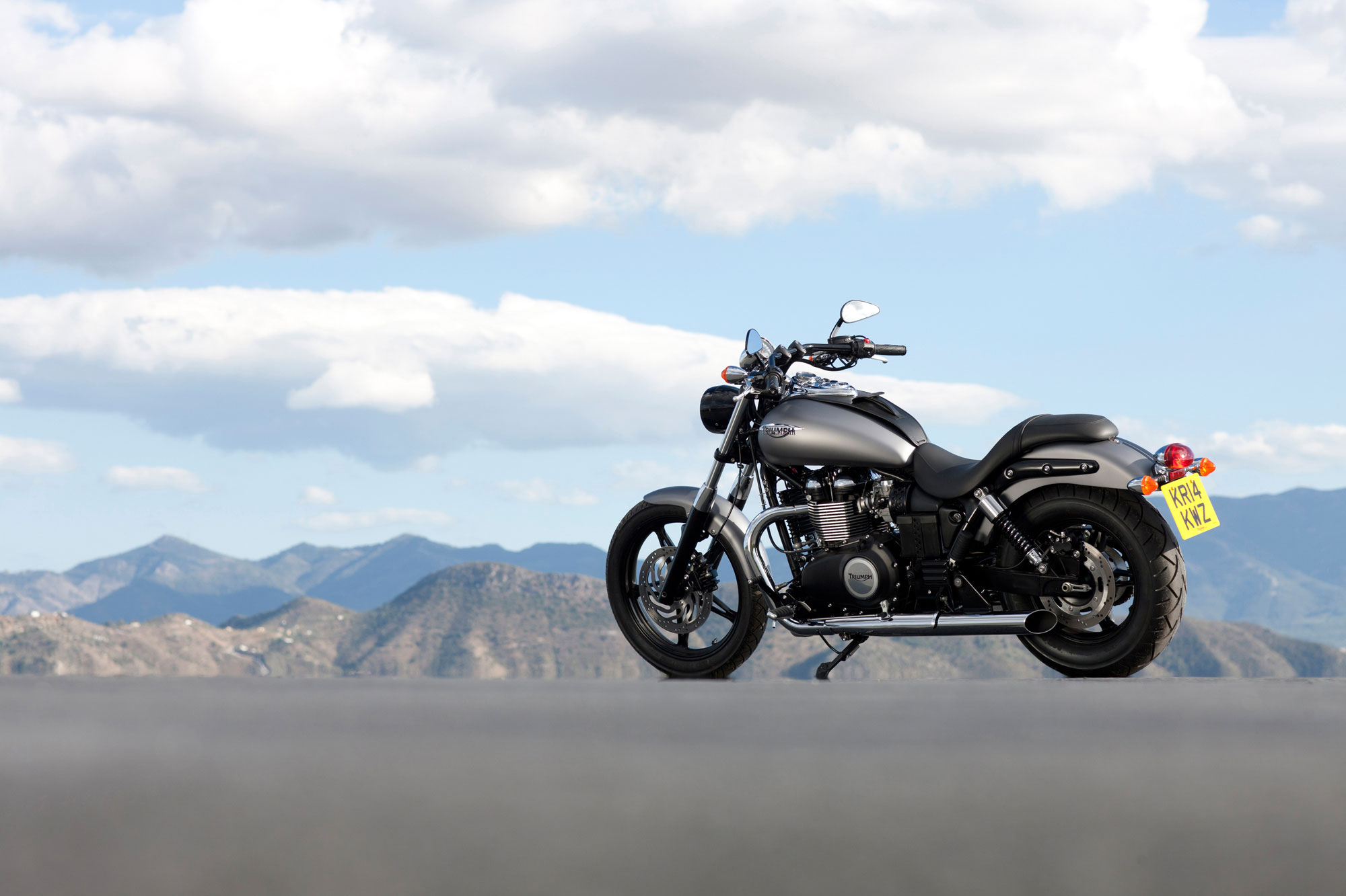 Triumph Speedmaster 2013 wallpapers #130901