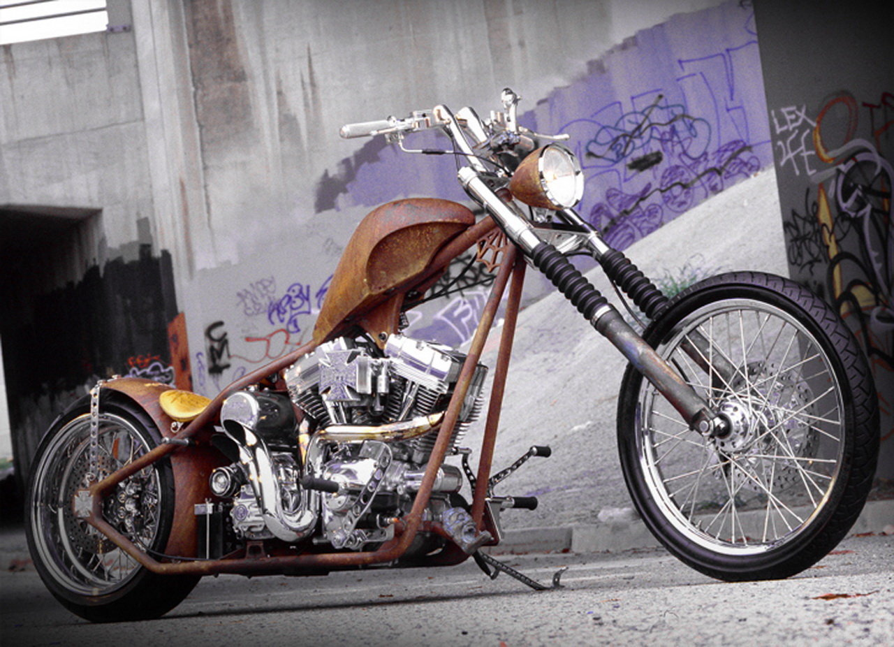West Coast Choppers CFL II wallpapers #131297