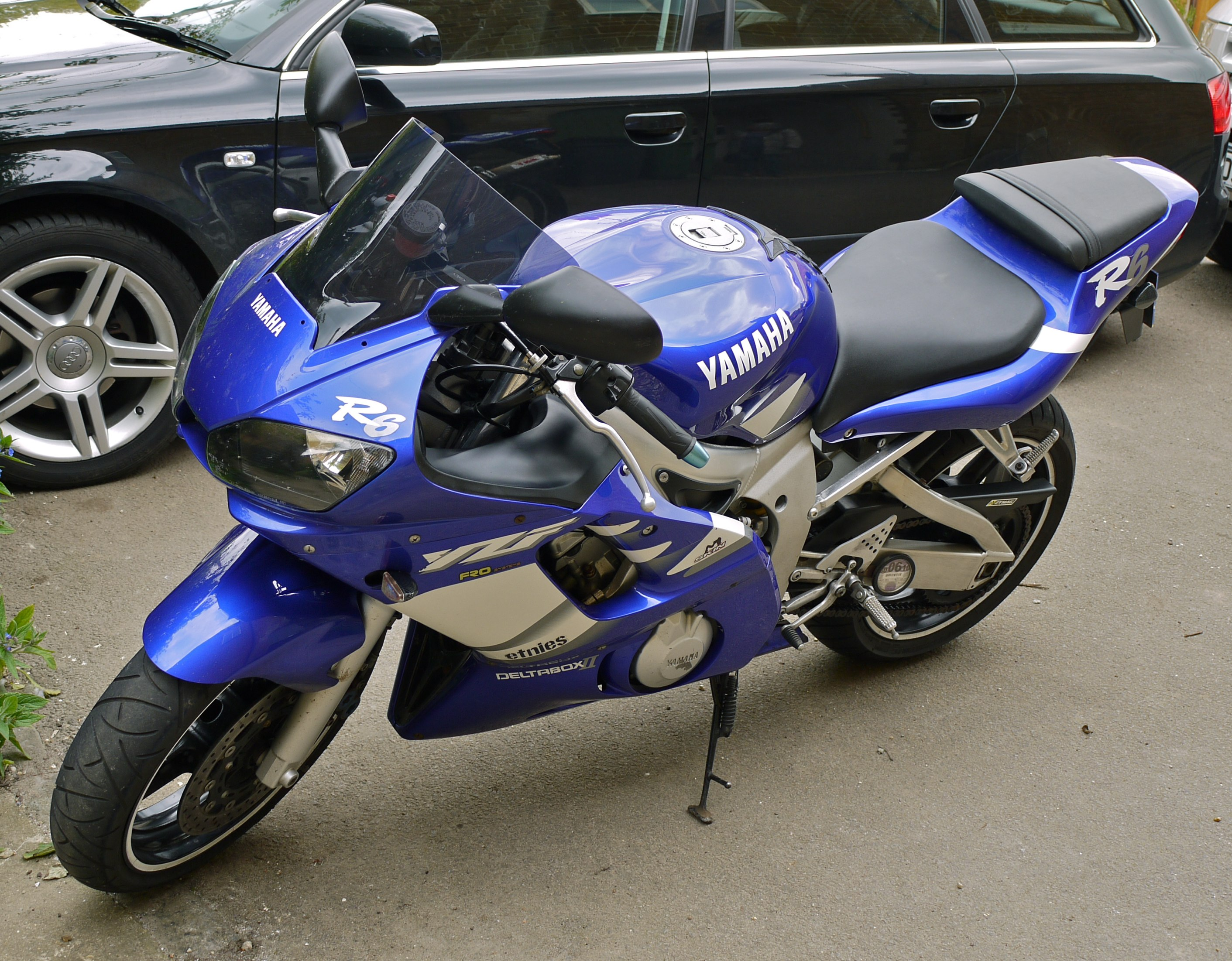 Yamaha YZF-R6S images #91780