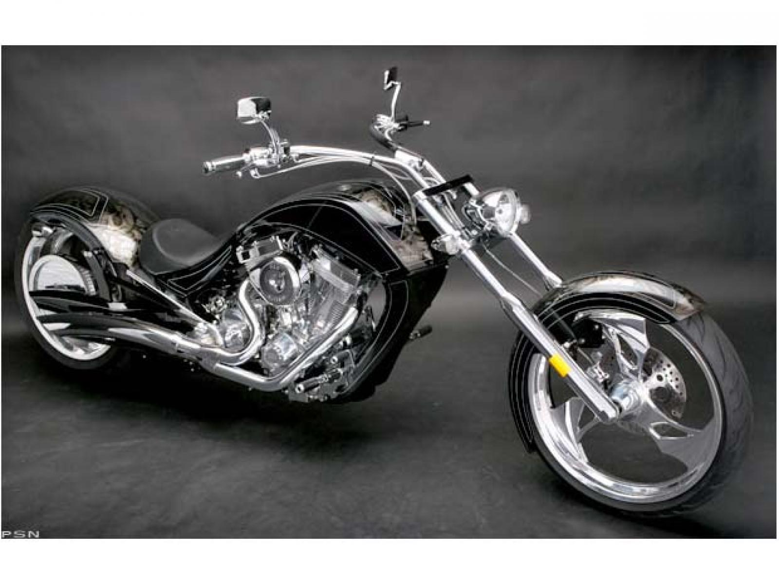 Big Bear Choppers Sled ProStreet 100 EFI 2009 wallpapers #136549