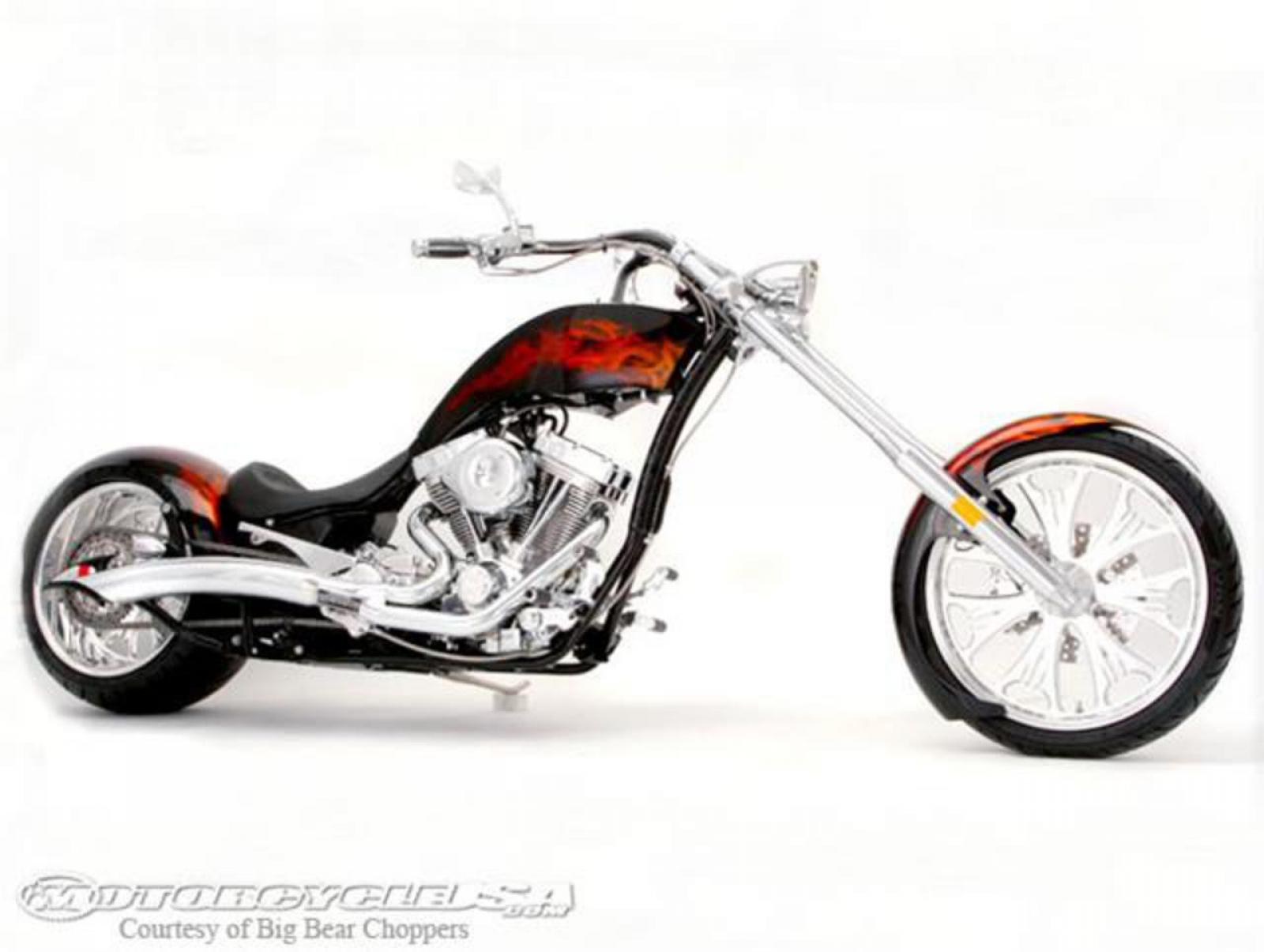 Big Bear Choppers Venom 100 Smooth EFI 2010 images #63835