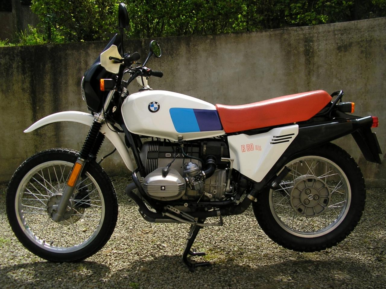 BMW R80GS 1989 images #6020