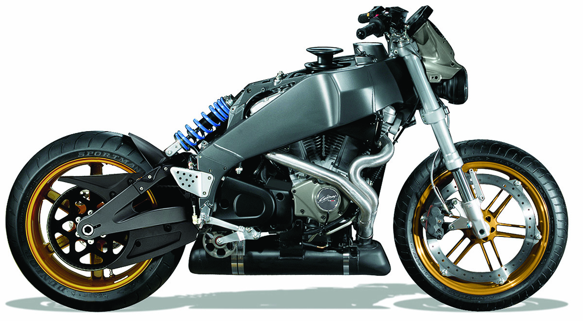 Buell Lightning XB9S images #65629