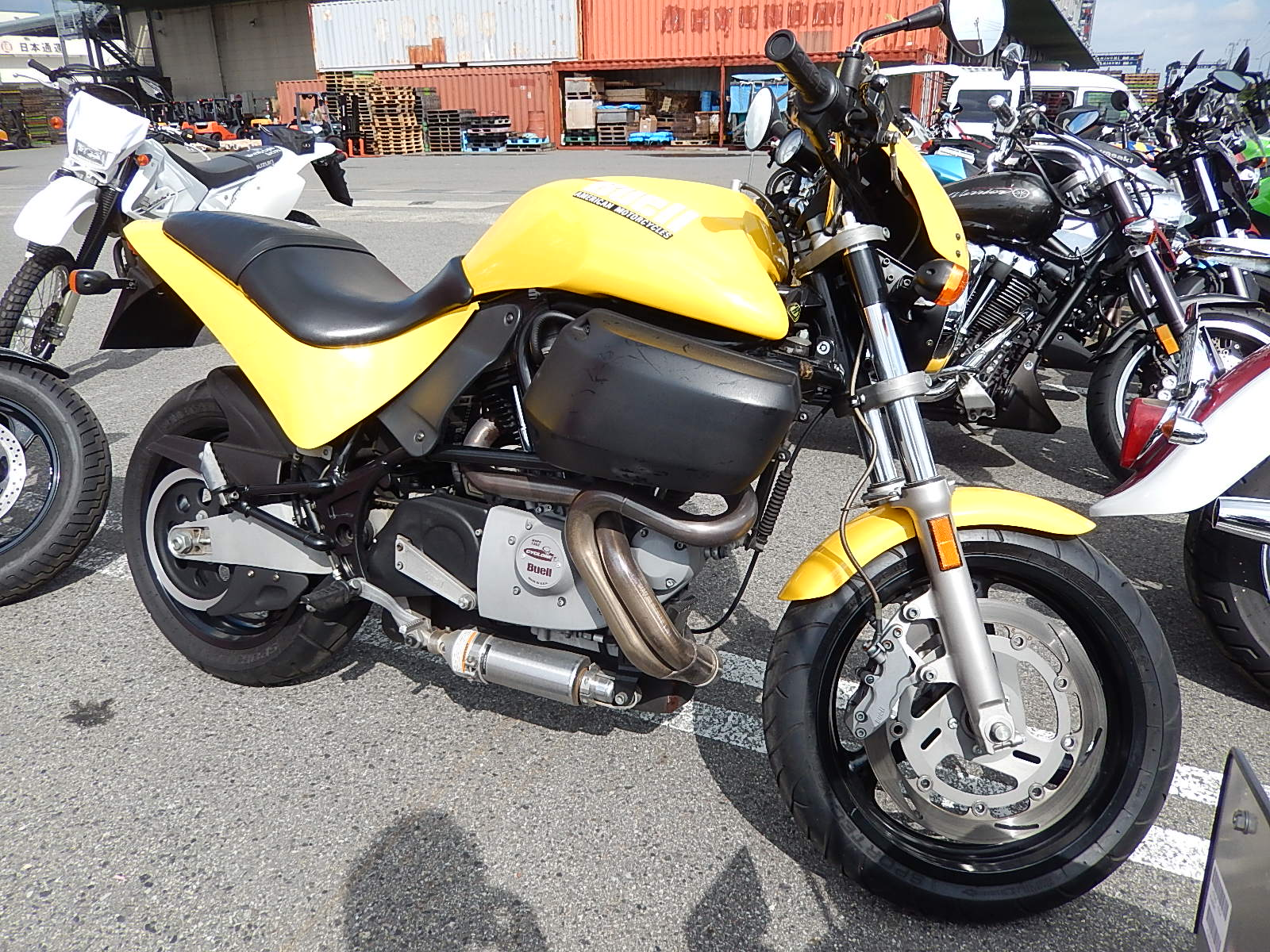Buell M2 Cyclone 2001 images #65529