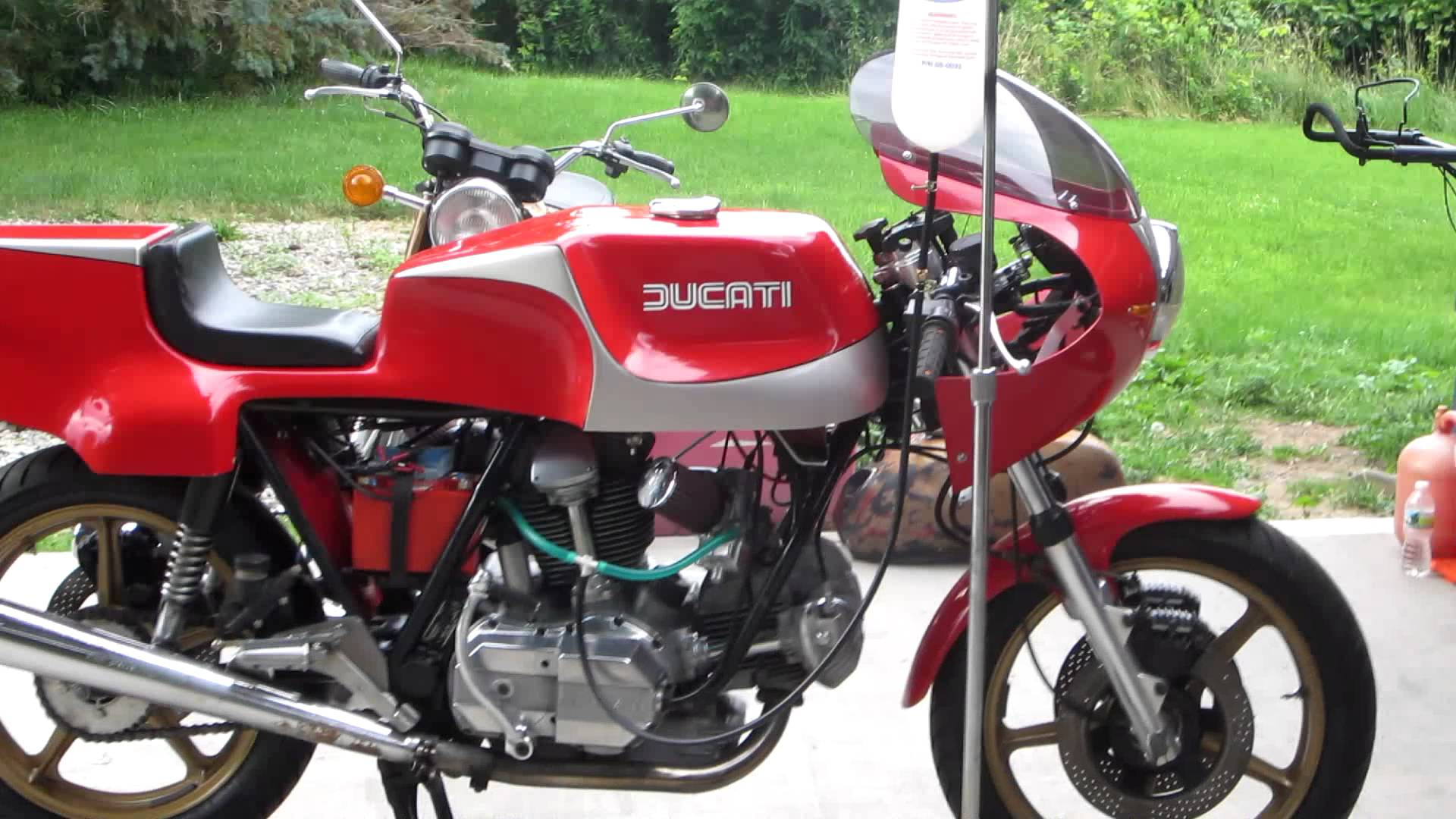 Ducati 860 GTS 1976 wallpapers #160154