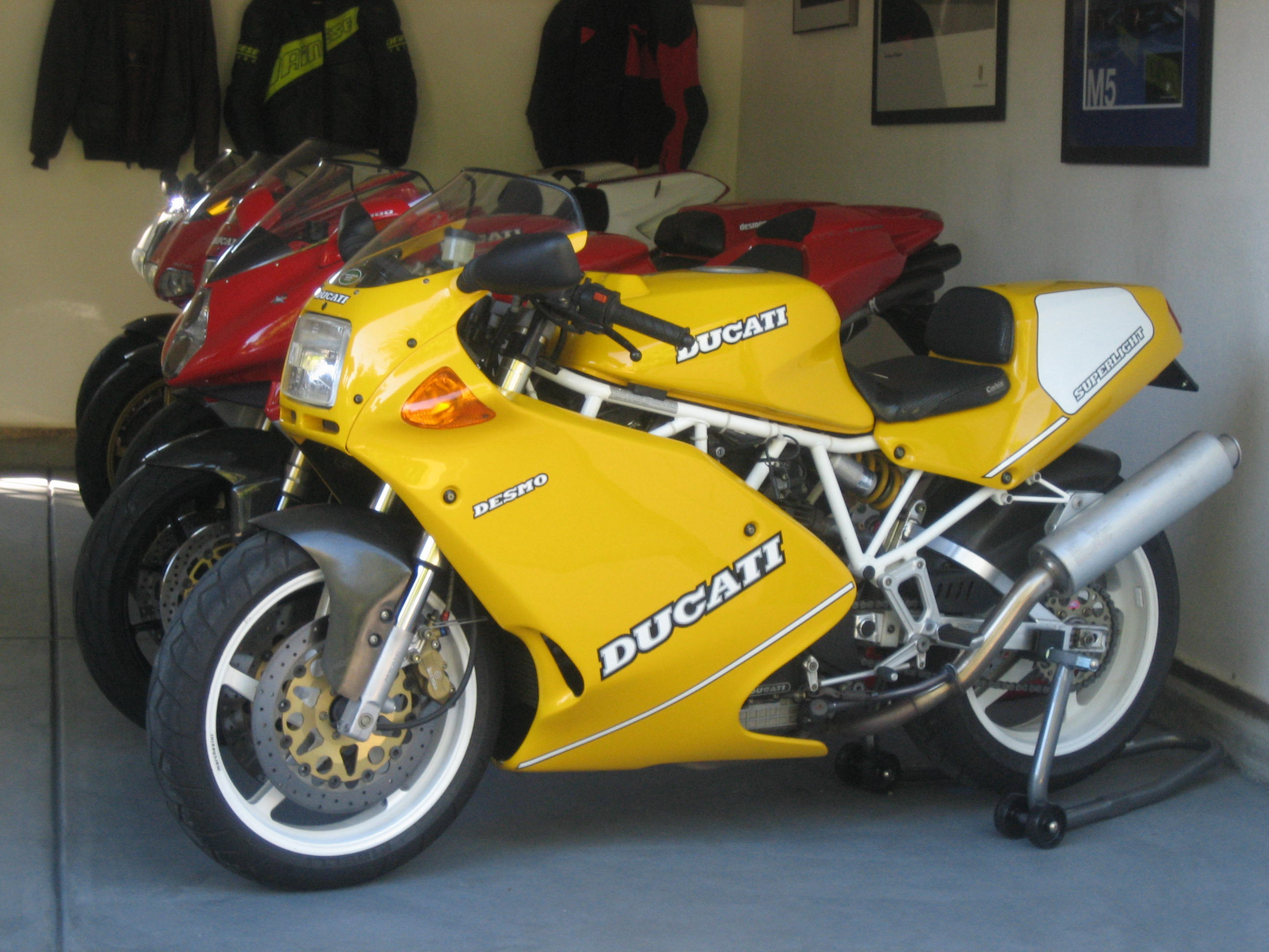 Ducati 900 Superlight wallpapers #10675