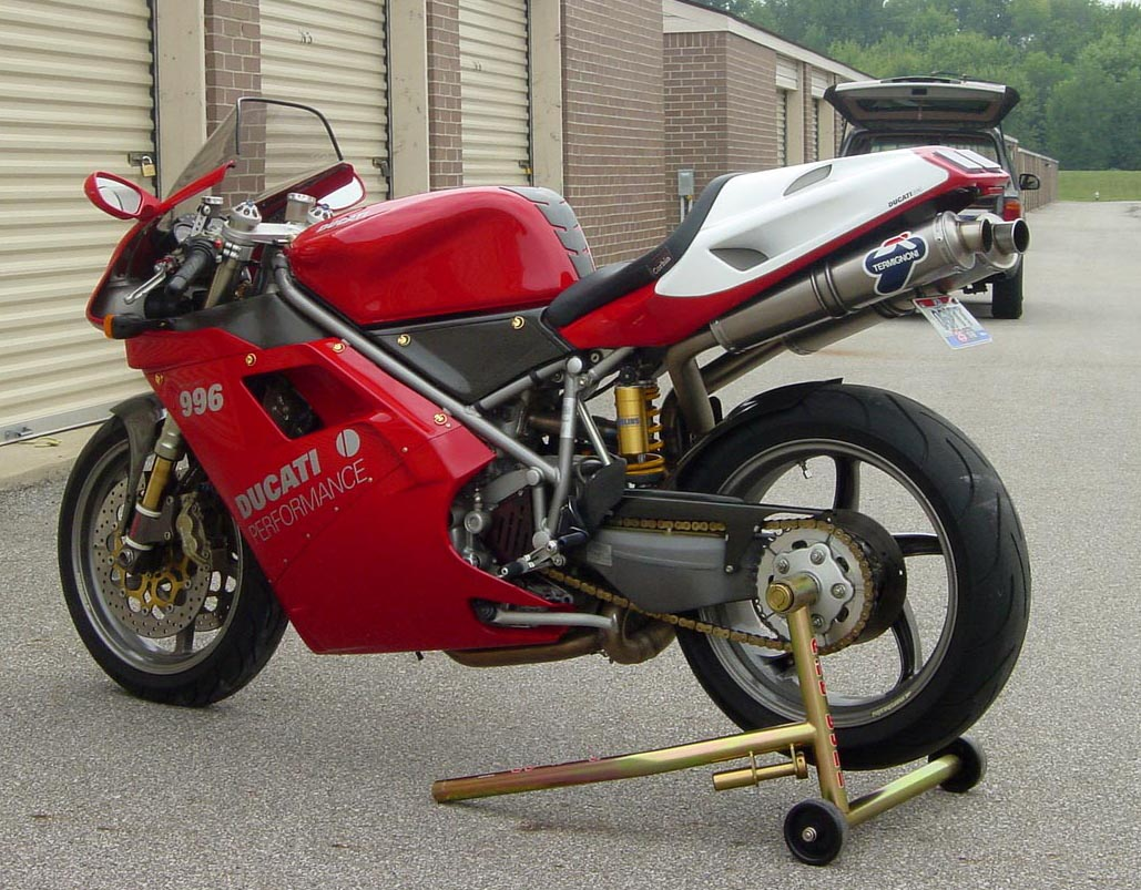 Ducati 996 2001 wallpapers #150639