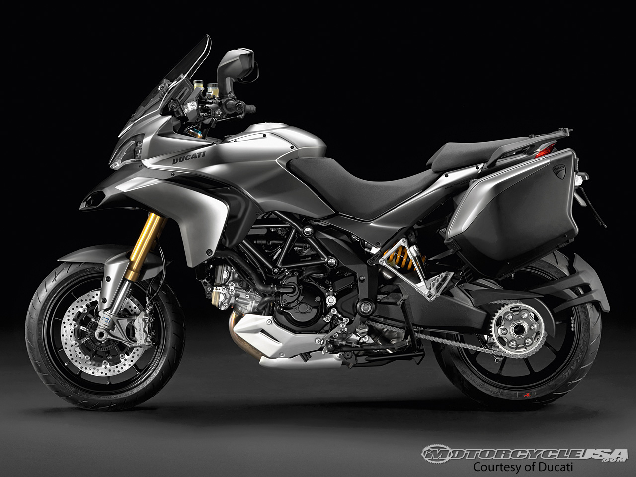 Ducati Multistrada 1200 S Touring wallpapers #163427