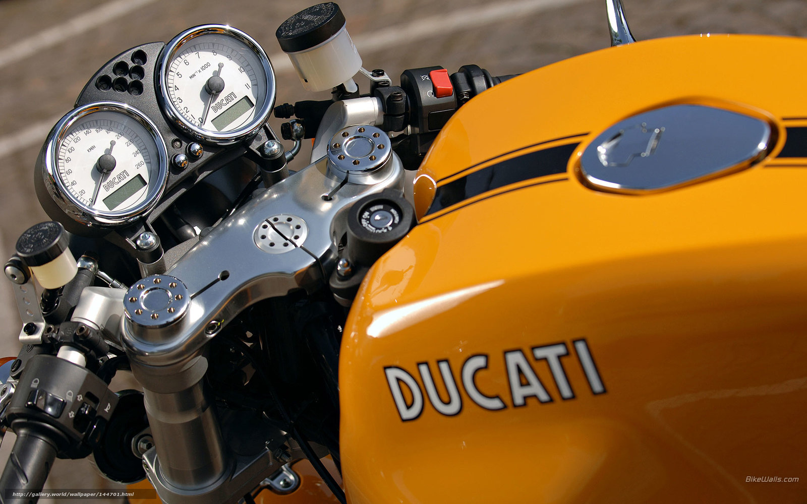 Ducati SportClassic Sport 1000 2005 wallpapers #11767