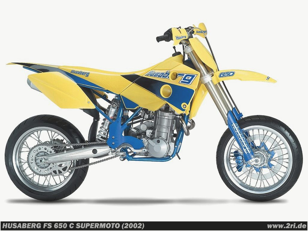 Husaberg FS 650 C 2006 wallpapers #160653