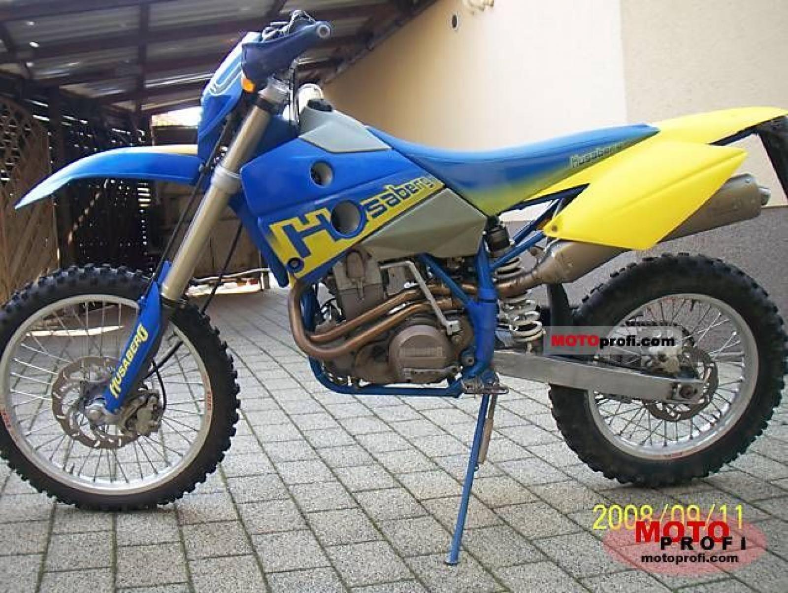 Husaberg FX 650 E 2002 wallpapers #137840